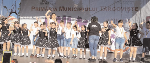 """Festivalul """"AnimaŢie"""" la Târgovişte"""