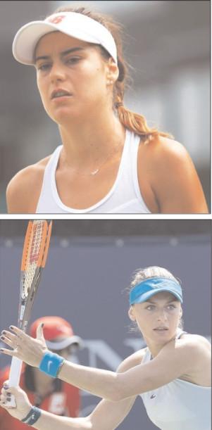 Ana Bogdan şi Sorana Cîrstea au fost eliminate, marţi, în primul tur la Wimbledon