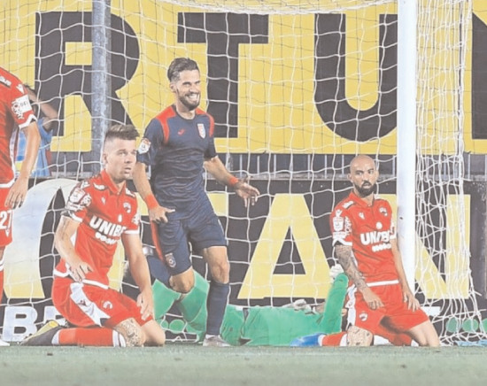 CHINDIA, VICTORIE DE POVESTE CU DINAMO! Chindia Târgovişte – Dinamo Bucureşti 3-2 (2-0)