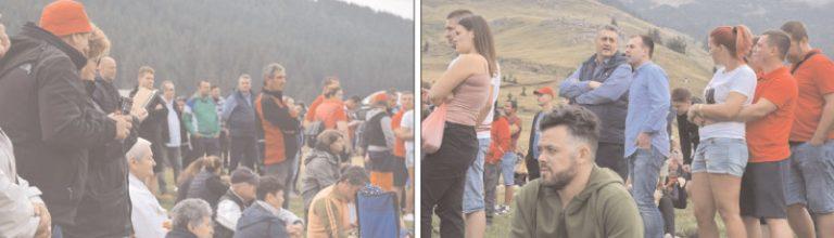 """Atmosfera extraordinară la Festivalul """"Padina Folk"""""""