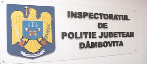 Siguranta cetăţenilor -prioritatea Inspectoratului de Poliţie Judeţean Dâmboviţa