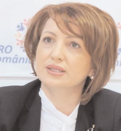Dpt. Oana Vlăducă, Pro România, întrebare adresată ministrului Transporturilor
