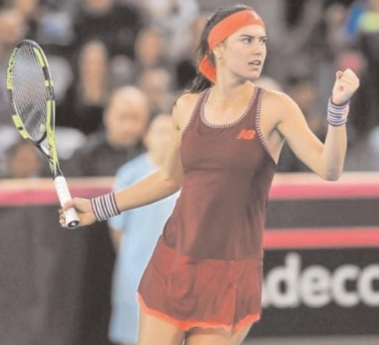 SORANA CÎRSTEA, PE LOCUL 95 WTA