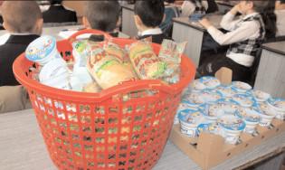 Laptele, cornul şi fructele în şcolile dâmboviţen sub lupa CJ Dâmboviţa