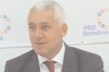 """Adrian Ţuţuianu, Pro România: """"Nu există niciun fel de strategie de dezvoltare a acestui judeţ!"""""""