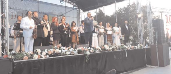 Festivalul Ion Dolănescu, câştigat de o interpretă de 20 de ani, din Buzău