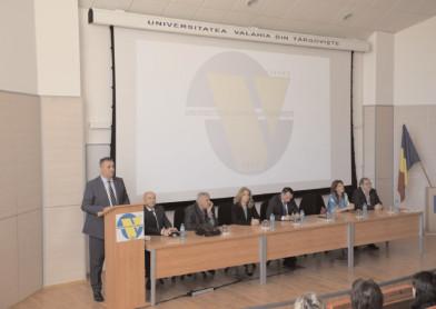 Deschiderea anului universitar la Facultatea de Ştiinţe Economice din cadrul UVT