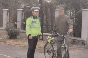 Acţiune a poliţiştilor dâmboviţeni pentru creşterea gradului de siguranţă rutieră