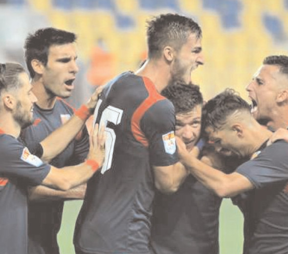 FC VOLUNTARI – CHINDIA TÂRGOVIŞTE 0-1 (0-1)