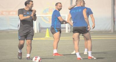 """Bogdan Vintilă după meciul cu Chindia: """"E o victorie muncită în care am ştiut să suferim"""""""