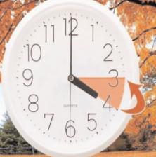 Sâmbătă spre duminică, România trece la ora de iarnă