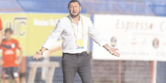 """Viorel Moldovan, mulţumit de egalul de sâmbătă: """"Am reacţionat bine după gol"""""""