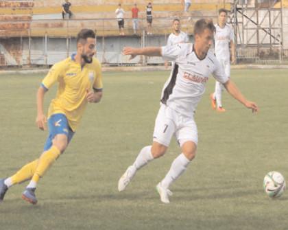 """FLACĂRA, VICTORIE ÎN ULTIMUL JOC """"ACASĂ"""" Flacăra Moreni – CS Baloteşti 3-0 (0-0)"""