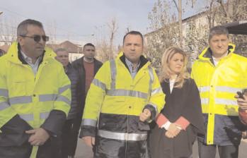Primăria continuă programul de modernizare a infrastructurii stradale din Micro IX