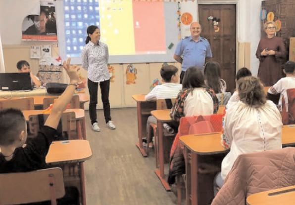 Ziua internaţionala a nonviolenţei în şcoli