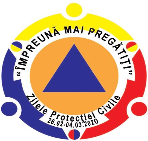 """""""ÎMPREUNĂ MAI PREGĂTIŢI!"""" În fiecare an, pe 28 februarie, aniversăm Ziua Protecţiei Civile din România"""