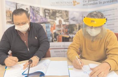 Fonduri Regio pentru modernizarea şi extinderea Liceului Tehnologic Pucioasa