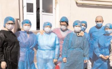 PROFESIONALISMUL şi OMENIA de care dau dovadă echipele medicale de la Secţia Boli Infecţioase Târgovişte şi de la Spitalul Orăşenesc Pucioasa