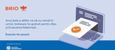 Programul naţional de pre-testare gratuită şi nelimitată pentru elevii claselor a Vlll-a şi a XII-a