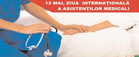 12 mai, Ziua Internaţională a Asistentului Medical