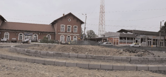 Investiţii importante în zona fostei unităţi militare de la Gara Târgovişte