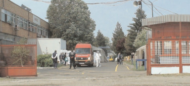 Pentru a proteja sănătatea şi siguranţa angajaţilor, s-a închis temporar, pentru 14 zile, fabrica de la Găeşti