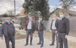 La Corbii Mari continuă proiectele de dezvoltare a localităţii