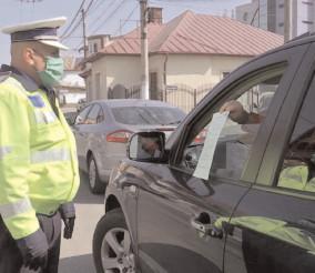 Activitatea cu publicul, la nivelul Serviciului Rutier Dâmboviţa se desfăşoară cu respectarea măsurilor de prevenire şi control a COVID-19, potrivit stării de alertă