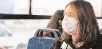 Şapte din opt firme de transport controlate nu respectau obligaţiile privind prevenirea îmbolnăvirilor cu sars-cov-2
