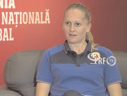 OLIVIA OPREA RĂMÂNE ÎN CAMPIONATUL SPANIEI Târgovişteanca s-a transferat la echipa de fotbal feminin a celebrului club iberic, Villareal CF
