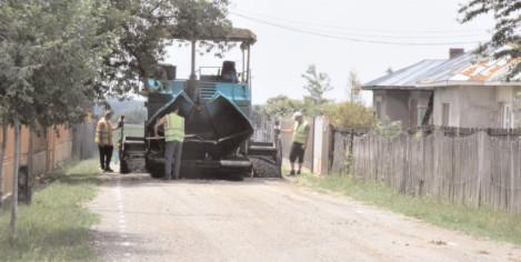 Investiţii majore în comuna Dărmăneşti