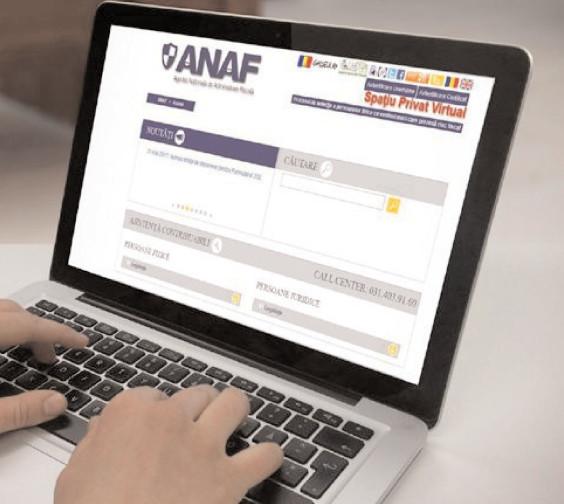 Înregistrare prin sistem video în SPV şi plata cu cardul pentru 30 de impozite şi contribuţii