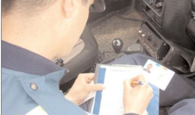 Sub aburii alcoolului şi fără permis pe şoselele din Dâmboviţa