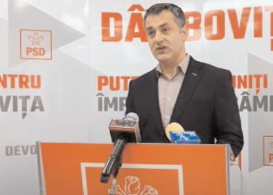 """PSD Dâmboviţa: în ultima perioadă, în spaţiul public şi-au făcut apariţia personaje politice care se înscriu în cel puţin două tipologii: """"mimoză"""" şi """"Zeus""""!"""