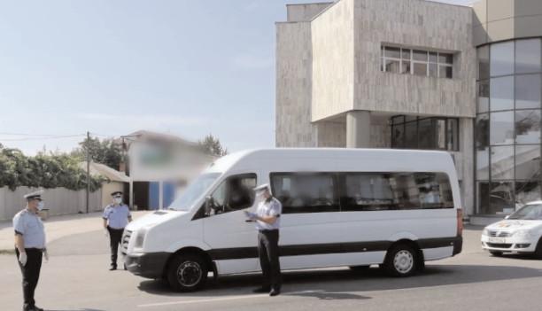 Poliţiştii au făcut razie pe drumurile publice din Dâmboviţa