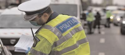 Poliţiştii dâmboviţeni au aplicat 271 de sancţiuni contravenţionale, în cuantum de 78.000 de lei