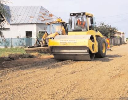 Lucrări de modernizare a infrastructurii de utilităţi şi stradale din Cartierul Prepeleac