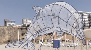 Prima infrastructură de colectare deşeuri sub formă de animale marine gigant