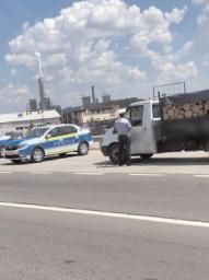 Poliţiştii de la rutieră au aplicat 563 de sancţiuni contravenţionale, a căror valoare se ridică la 145.790 de lei