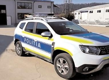 NOI DOTĂRI PENTRU POLIŢIA ROMÂNĂ