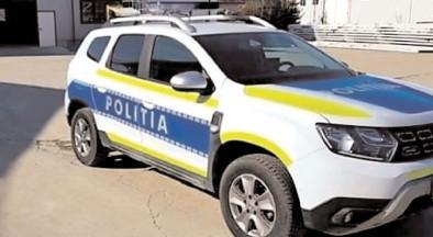 NOUA COLANTARE A MAŞINILOR DE POLIŢIE