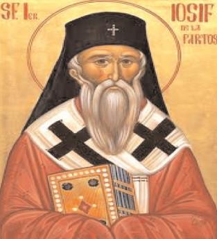 SFÂNTUL IERARH IOSIF CEL NOU DE LA PARTOŞ – Patronul spiritual al pompierilor din România