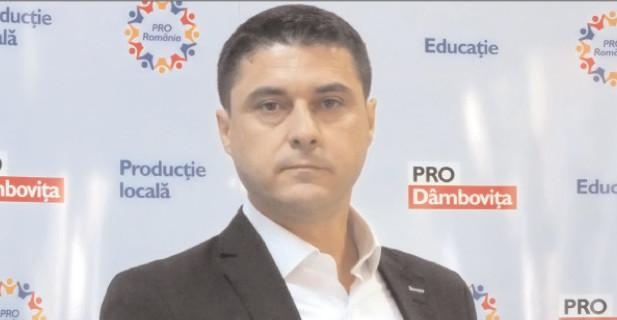 """Cosmin Bozieru, Pro România: """"Sunt în Târgovişte oameni care trăiesc fără apă şi curent electric!"""""""