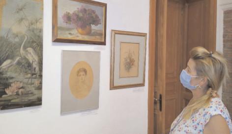 DOAMNE ALE ARTEI ROMÂNEŞTI la Muzeul de Artă din Târgovişte
