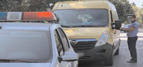 Siguranţa elevilor, o prioritate pentru poliţiştii dâmboviţeni