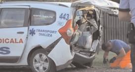 Bărbat implicat într-un eveniment rutier produs pe raza localităţii Aninoasa, reţinut de poliţişti