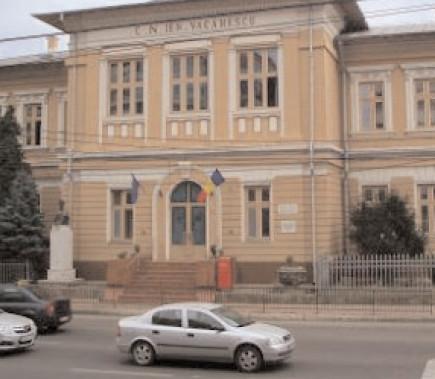 """Colegiul Naţional """"ienăchiţă Văcărescu"""" intră pentru două săptămâni în scenariul 3 (roşu)"""