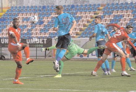 CHINDIA DĂ LOVITURA ÎN MOLDOVA. DIN NOU! FC BOTOŞANI – CHINDIA TÂRGOVIŞTE 0-2 (0-0)