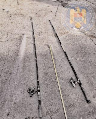 Braconajul piscicol se află în atenţia jandarmilor