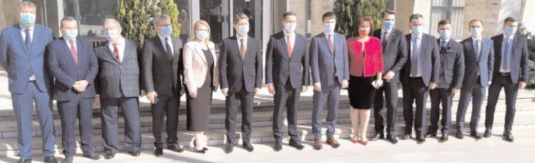PSD Dâmboviţa a depus listele de candidaţi pentru alegerile parlamentare